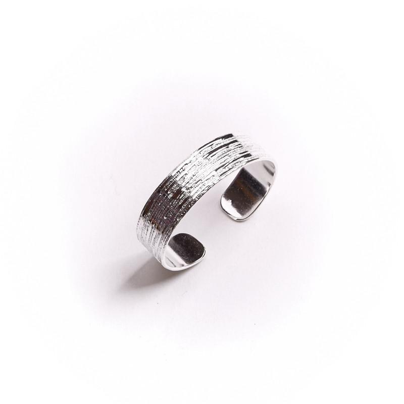Bracelet argent Strie, bijoux de créateur, vente en ligne, bijouterie,  bijou artisanal