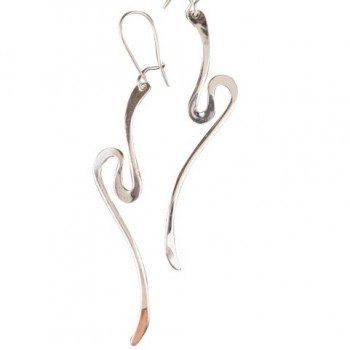 Boucles d'oreille argent séduction, bijoux de créateur, vente en ligne, bijou artisanal, bijouterie en ligne