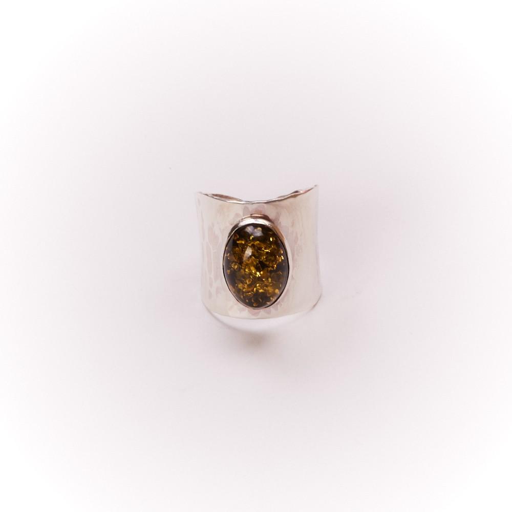 bijoux avec ambre