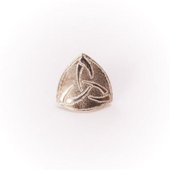 Bague argent Celte, bijoux de créateur, vente en ligne, bijou artisanal, bijou fabrication française