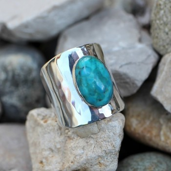 Bague Turquoise
